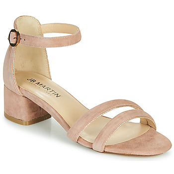 Schoenen Dames Sandalen / Open schoenen JB Martin MACABO Bruin