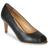 Schoenen Meisjes Sandalen / Open schoenen JB Martin PARMINA Zwart