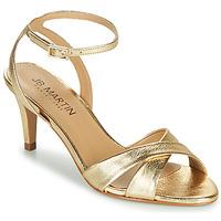 Schoenen Dames Sandalen / Open schoenen JB Martin POETIE Goud