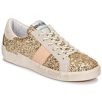 Schoenen Dames Lage sneakers Meline NKC1381 Goud