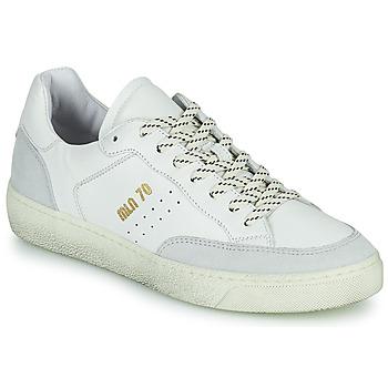 Schoenen Dames Lage sneakers Meline CAR140 Wit