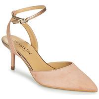 Schoenen Meisjes Sandalen / Open schoenen JB Martin TWISTO Bruin