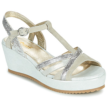 Schoenen Dames Sandalen / Open schoenen Sweet ESNOU Wit