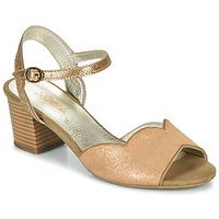 Schoenen Dames Sandalen / Open schoenen Sweet GOLFE Goud