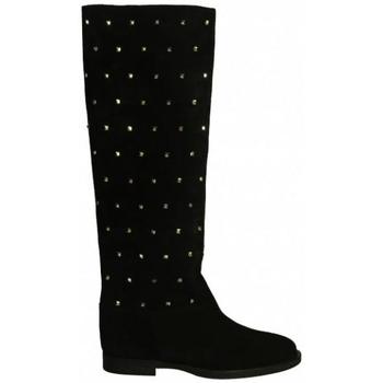 Schoenen Dames Hoge laarzen Via Roma 15  nero-nero