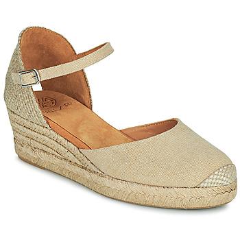 Schoenen Dames Sandalen / Open schoenen Unisa CISCA Beige