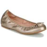 Schoenen Dames Ballerina's Unisa ACOR Champagne