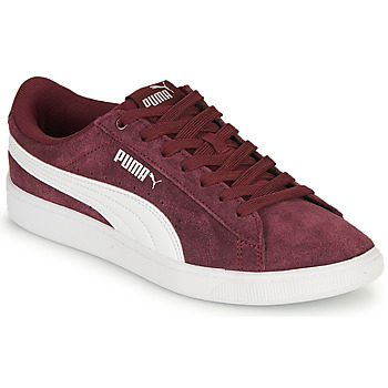 Schoenen Dames Lage sneakers Puma VIKKY Bordeau