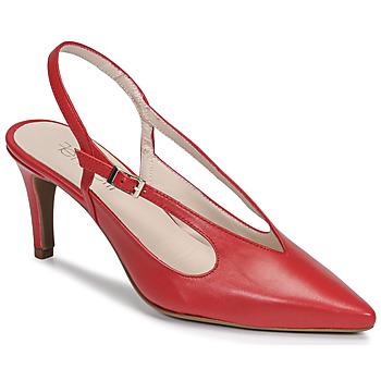 Schoenen Dames pumps Fericelli TABET Rood