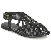 Schoenen Dames Sandalen / Open schoenen Fericelli ONUOVO Zwart