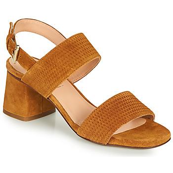 Schoenen Dames Sandalen / Open schoenen Fericelli MARRAK Camel