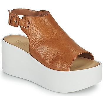 Schoenen Dames Sandalen / Open schoenen Sweet Lemon PYTON Bruin