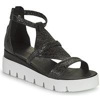 Schoenen Dames Sandalen / Open schoenen Sweet Lemon SORELLA Zwart