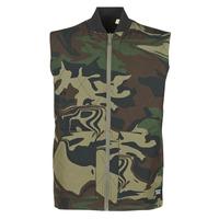 Textiel Heren Wind jackets Levi's BIXBITE DEMITASSE Kaki