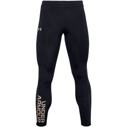 Textiel Heren Leggings Under Armour Fly Fast ColdGear Compression Tight Schwarz