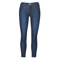 Textiel Dames Skinny Jeans Lee SCARLETT WHEATON Blauw