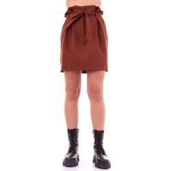 Textiel Dames Rokken Denny Rose 021DD70020 Marrone