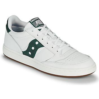 Schoenen Heren Lage sneakers Saucony JAZZ COURT Wit / Groen