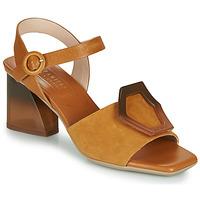 Schoenen Dames Sandalen / Open schoenen Hispanitas SANDY Bruin
