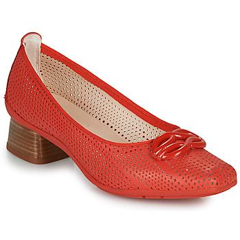 Schoenen Dames pumps Hispanitas FIONA Rood