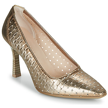 Schoenen Dames pumps Hispanitas FRIDA-7 Goud