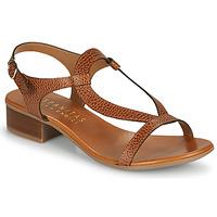 Schoenen Dames Sandalen / Open schoenen Hispanitas LOLA Bruin