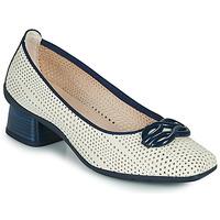 Schoenen Dames pumps Hispanitas FIONA Wit / Blauw