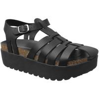Schoenen Dames Sandalen / Open schoenen Bionatura 52A859 Zwart