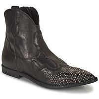 Schoenen Dames Laarzen Mimmu MONTONE NERO Zwart