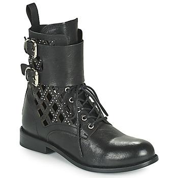 Schoenen Dames Laarzen Mimmu MONTONE NEROB Zwart