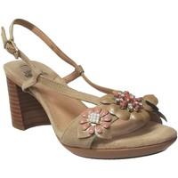 Schoenen Dames Sandalen / Open schoenen Luciano Barachini 19150 Beige