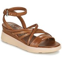Schoenen Dames Sandalen / Open schoenen Mjus PLATITUAN Camel