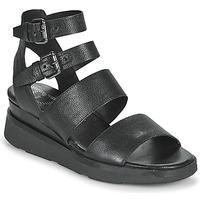 Schoenen Dames Sandalen / Open schoenen Mjus PLATITUAN Zwart