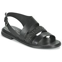 Schoenen Dames Sandalen / Open schoenen Mjus GRAM Zwart