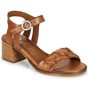 Schoenen Dames Sandalen / Open schoenen Mjus LEI Camel