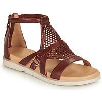 Schoenen Dames Sandalen / Open schoenen Mjus KETTA Bordeau