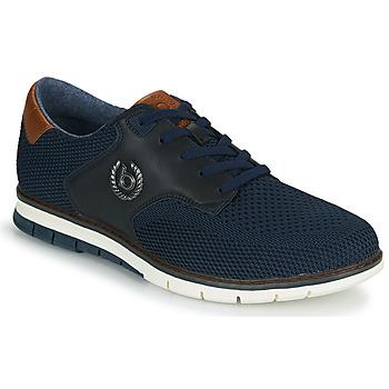 Schoenen Heren Lage sneakers Bugatti SANDMAN Marine