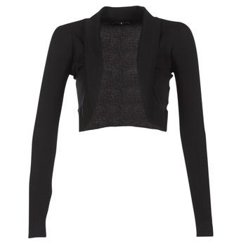 Textiel Dames Vesten / Cardigans Morgan MOLU Zwart