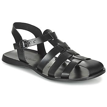 Schoenen Heren Sandalen / Open schoenen Dream in Green OPOL Zwart