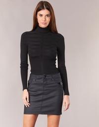 Textiel Dames Truien Morgan MENTOS Zwart