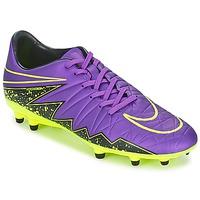 Schoenen Heren Voetbal Nike HYPERVENOM PHELON II FG Violet