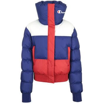 Textiel Dames Dons gevoerde jassen Champion Jacket Violet