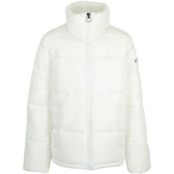 Textiel Dames Dons gevoerde jassen Champion Jacket Wit