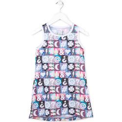 Textiel Meisjes Korte jurken Losan 714 7001AB Roze