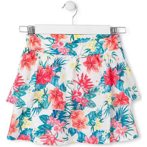 Textiel Meisjes Rokken Losan 714 7015AB Blauw