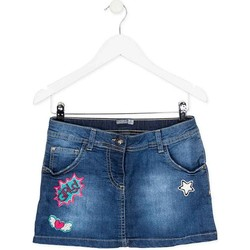 Textiel Meisjes Rokken Losan 724 7008AB Blauw