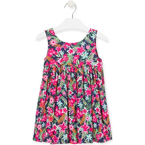 Textiel Meisjes Korte jurken Losan 016-7036AL Roze