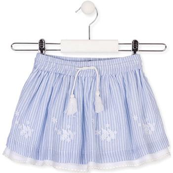 Textiel Meisjes Rokken Losan 016-7060AL Blauw