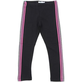 Textiel Meisjes Leggings Melby 70F5655 Zwart