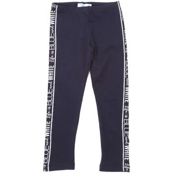 Textiel Meisjes Leggings Melby 70F5655 Blauw